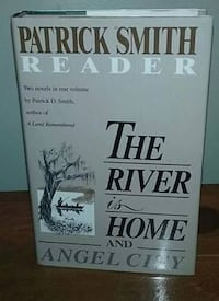 The River is Home and Angel City book by Patrick S