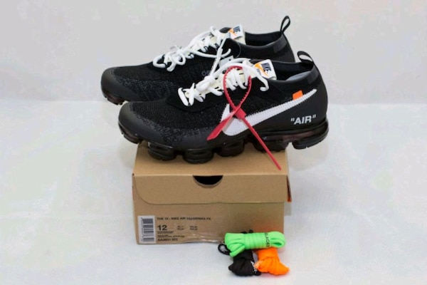 4bf6d28fab7016 Used nike air vapormax off-white for sale in New York - letgo