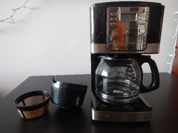 12 Cup Timed Coffee Maker
