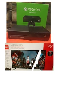 Brand New TV + Xbox One + Chromecast + Warranty  Ottawa, K2R