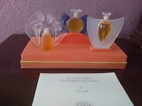 Vintage Lalique Les Flacons Miniatures Fort Worth, 76177