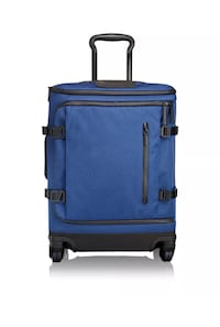 NEW* Tumi Blue Edgewood Continental 4 Wheel Carry-On Luggage Travel Bag #79861)! 紐約, 11354
