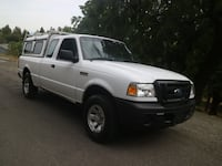 2011 Ford Ranger SuperCab w/ Commercial ARE Canopy *85K!* CALL/TEXT! Portland, 97216