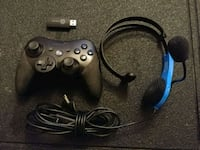 PlayStation 3 controller receiver and headset El Paso, 79904