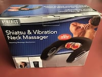 Like NEW Neck Massager with Heat-Homedics Edmonton, T6W