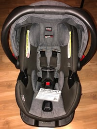 "Britax B-Safe 35 Elite Infant Car Seat in ""Vibe"""