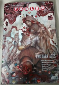 Fables volume 11 and 12 TPBs