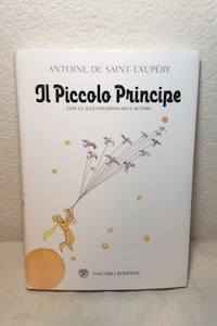 The Little Prince (Italian) Milpitas, 95035