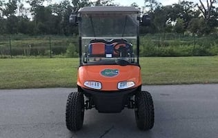 # Electric Golf Cart soft powerful ride__Gs6^&%S