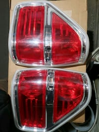 09-14 Ford F150 taillights