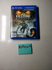 Killzone Mercenary PSvita Singapore, 542315