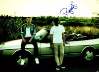 Ryan Lewis signed picture. Comes with COA. Sammamish, 98075