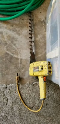 Deluxe hedge trimmer by SKILL