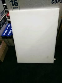 white single-door refrigerator Lake Worth, 33463