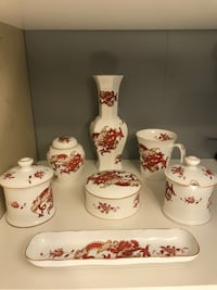 Crown Staffordshire Rangoon bone china Arlington