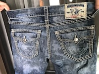 True religion jeans male  Mississauga, L5A 3S9