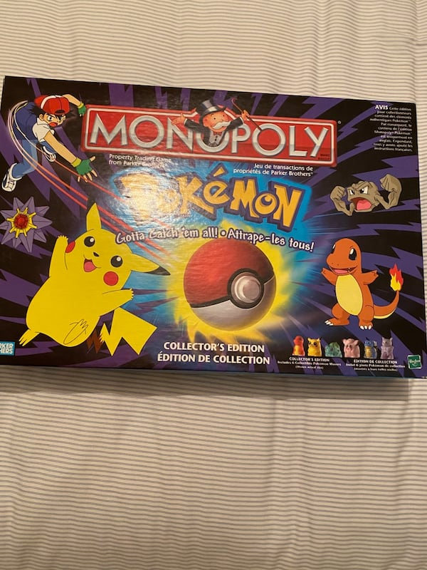 Pokeman Monopoly Board Game  df622ded-c628-43a2-b400-d787d7db2ca4
