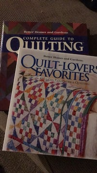 Quilting books Saint George, 84770