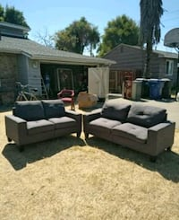 A love seat and couch Sacramento, 95823