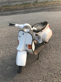 Vespa pk50 xl rush 1988 originale 6870 km