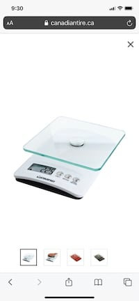 Starfrit Food Scale