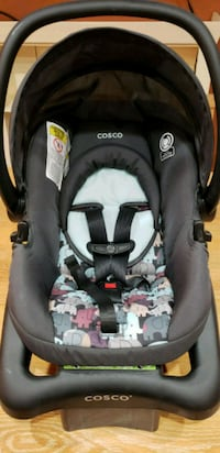 Car seat carrier and base