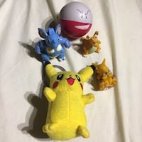 Pokémon Official and Authentic Old School Vintage 90's Play Figurines London, N6G 2Y8