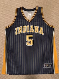 Jalen Rose Indiana Pacers jersey (XXL) Coquitlam, V3B