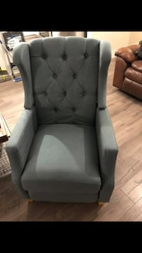 Brand new reclining arm chair from target! Tampa, 33611