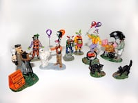 Lot of LEMAX Spooky Town figurines Fontana, 92336