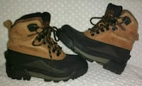 """""""Columbia"""" duepoint thermal boots. Minneapolis, 55413"""