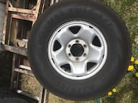 Chevy wheels and tires Heber City, 84032
