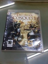 PS3 LORD OF THE RİNGS YÜZÜKLERİN EFENDİSİ Bornova, 35090
