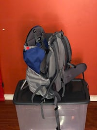 Hiking backpack, great condition very comfortable Carol Stream, 60188