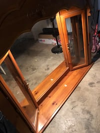 Dresser with mirror. Price Negotiable Uniontown, 15401