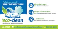 Eco-Clean Mobile Car wash Thorold