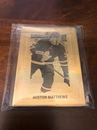 2018 Tim Hortons Gold Etched Set
