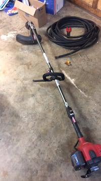 Black and red string trimmer toro Lewisville, 27023