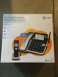AT&T cord and cordless still phone. Still a great home phone.