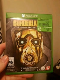 Xbox 360 Borderlands 2 game case Guelph, N1K 1Z7