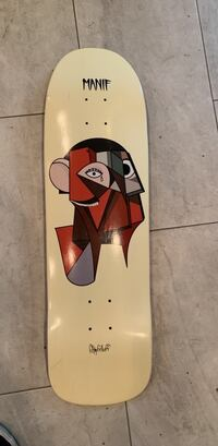 BRAND NEW SKATEBOARD DECK Bowie, 20715