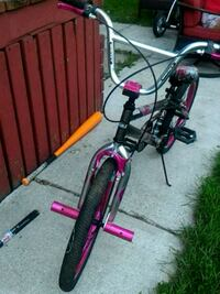 BMX BENT FOR SALE