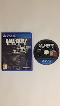 Calme of duty ghost jeux PS4 Marseille, 13012