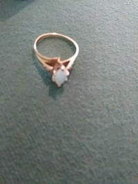 Jewelry gold. Opal ring. jewelry Newport News, 23605