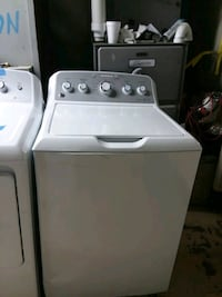 Ge top load washer brand new scratch and dent  Baltimore, 21223