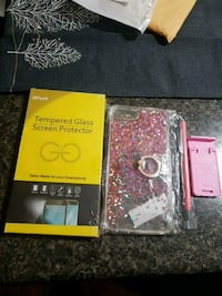 pink quicksand iPhone case brand new 552 km