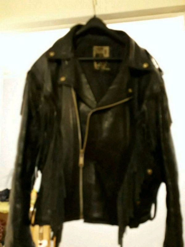 blouson cuir master leather
