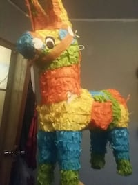 green and brown pinata Syracuse, 13205