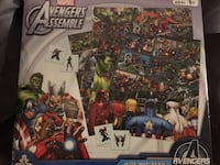 Avengers board game Port Coquitlam