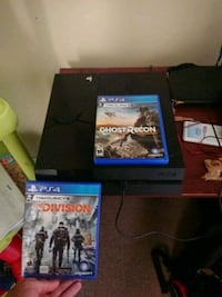 console+2 games negotiable Roslyn Heights, 11577